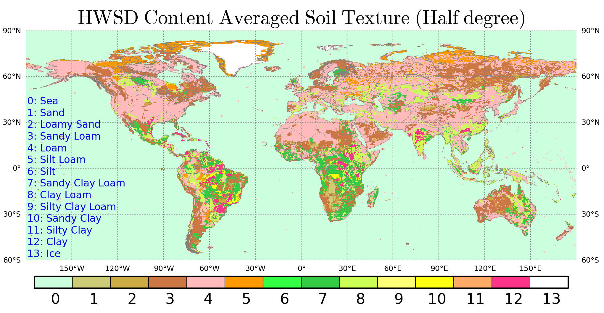 Where Is Tokyo Located On The World Map.Soil Texture Map
